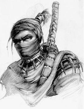 Ninja, scheda Six